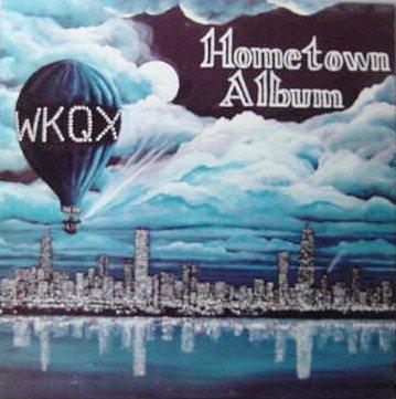 VARIOUS ARTISTS - WKQX HOMETOWN ALBUM