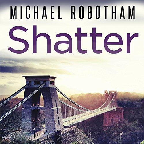 Shatter audiobook cover art