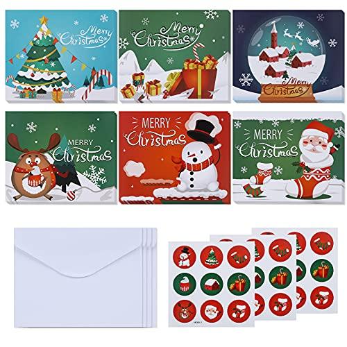 Sobres Regalo Navidad Pequeños Marca GLAITC