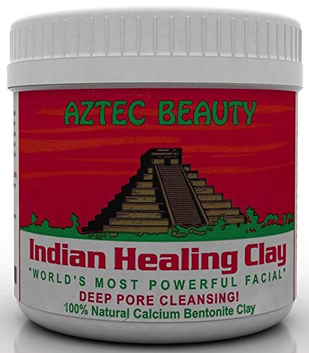 Aztec Beauty Indian Healing Clay 100% Natural Bentonite Clay - From The UK…