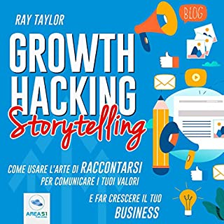 Growth Hacking Storytelling copertina