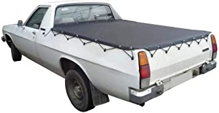 Rope Ute/Tonneau Cover for Holden Kingswood HQ, HJ, HX, HK, HZ, WB (1971 to 1984) Single Cab