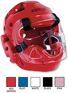 century p2 full face headgear with shield