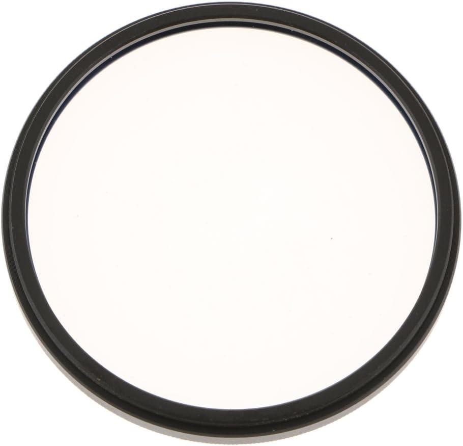 77 mm Homyl Filtro UV Ocular Objetivo Anillo C/írculo para Sony C/ámara