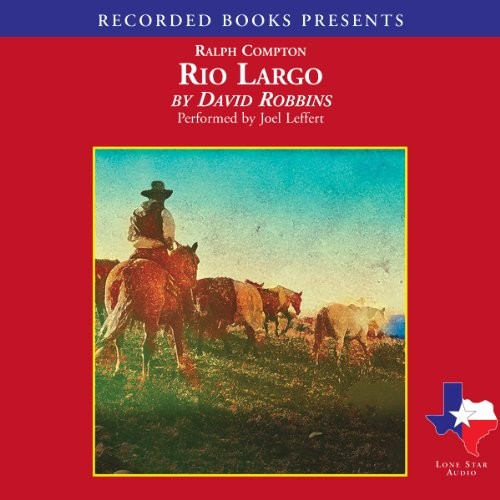 Rio Largo audiobook cover art
