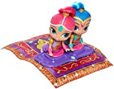 Shimmer and Shine DGL84 Magic Flying Carpet Elektronische Puppe Spielset - Fisher Price Nickelodeon...