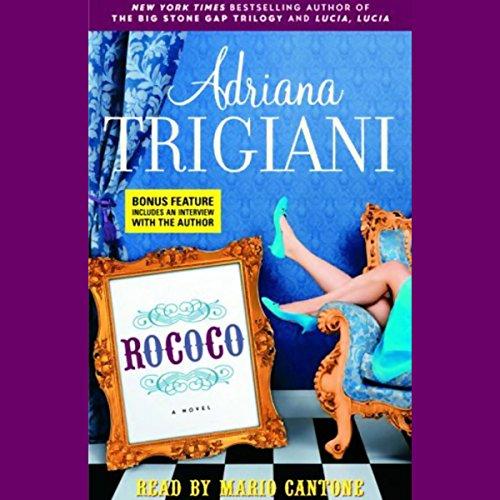 Rococo audiobook cover art