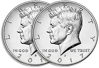 half dollar coin 2017