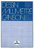 Canson 200067111 Millimeterpapier A3