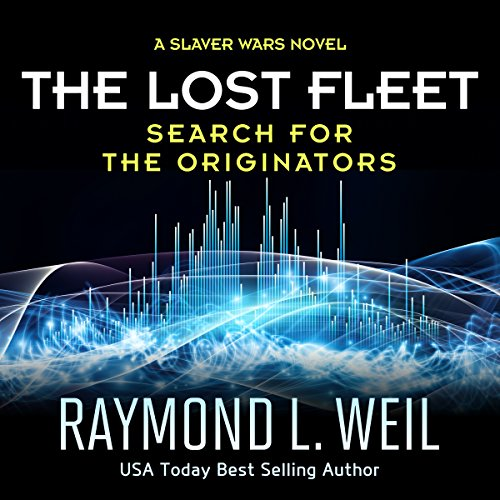 The Lost Fleet: Search for the Originators audiobook cover art