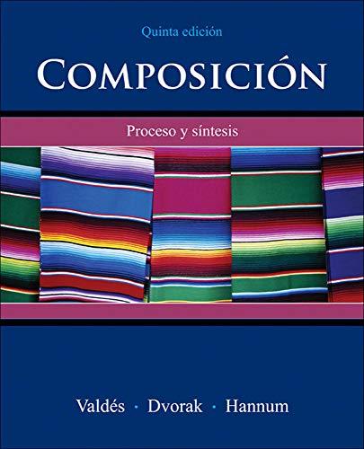 Composición: Proceso y síntesis