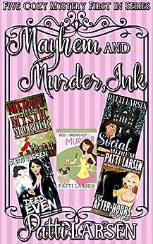 Mayhem and Murder, Ink (Patti Larsen Books First in Series Collection Book 2) by [Patti Larsen]