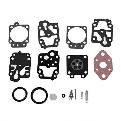 fxco Kit de reparación Carb carburador Carb Rebuild herramienta Junta para Walbro K20-WYL wyl-240–1