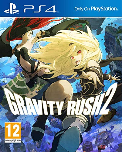 Sony Gravity Rush, PS4 Básico PlayStation 4 Francés vídeo - Juego (PS4, PlayStation 4, RPG (juego de rol), RP (Clasificación pendiente))