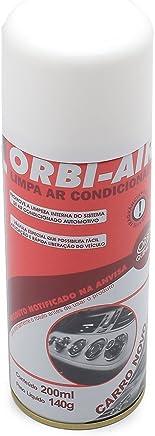 Orbi Air Limpa Ar Condicionado Carro Novo 200Ml Orbi Química