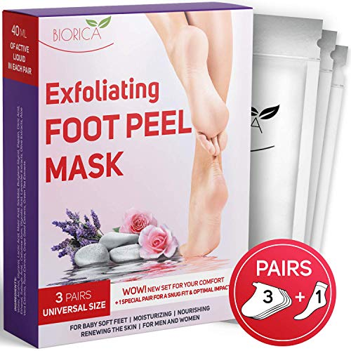 Foot Peel Mask for Baby Soft Feet (…