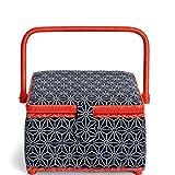 Prym - Cestino da cucito M Kyoto, multicolore, taglia unica