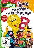 Sesamstrasse: Spaß mit Zahlen und Buchstaben [Alemania] [DVD]