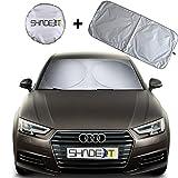 Shade-It Car Windshield Sun Shade + Free Product -...