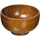 イシダ お椀 漆塗 天然木 木製 本体サイズ:7×11.2×11.2cm