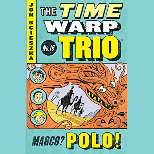 Marco? Polo! cover art