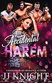 The Accidental Harem: A Contemporary Reverse Harem Romantic Comedy by [JJ Knight]