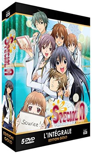Special A-Intégrale-Edition Gold-Coffret DVD