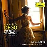 Paganini 1; Wolf-Ferrari Violin Concertos