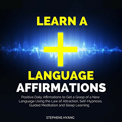 Learn a Language Affirmations Titelbild