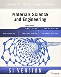 Materials Science and Engineering: SI Version - William D. Callister