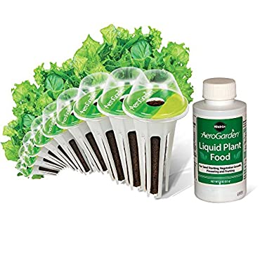 AeroGarden Salad Greens Mix Seed Pod Kit (9-Pod)