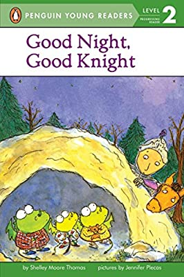 Good Night, Good Knight is a sweet knight book for level 2 readers.