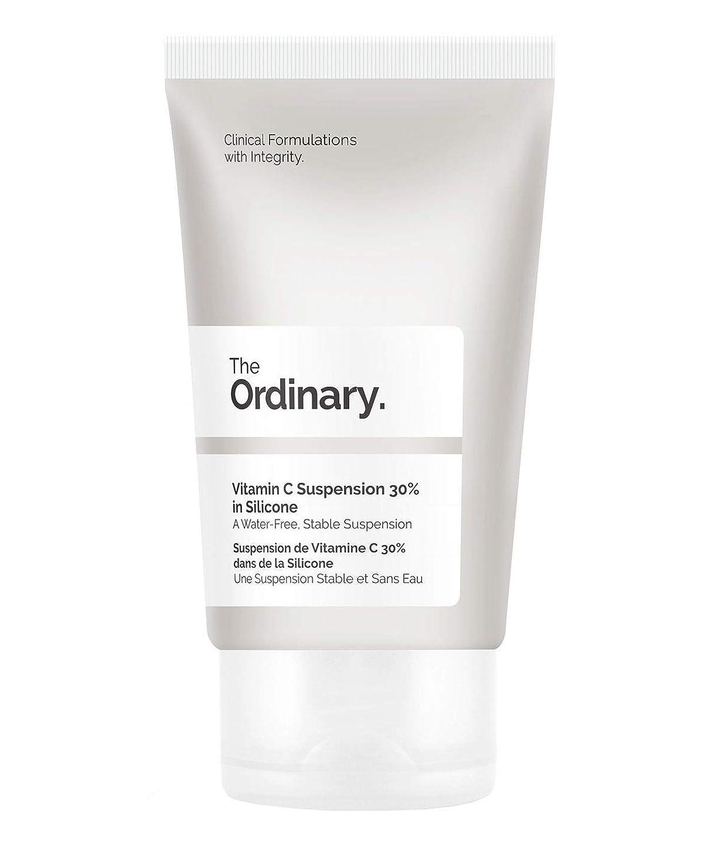 悪い好む原油The Ordinary Vitamin C Suspension 30% in Silicone FULL SIZE 30ml