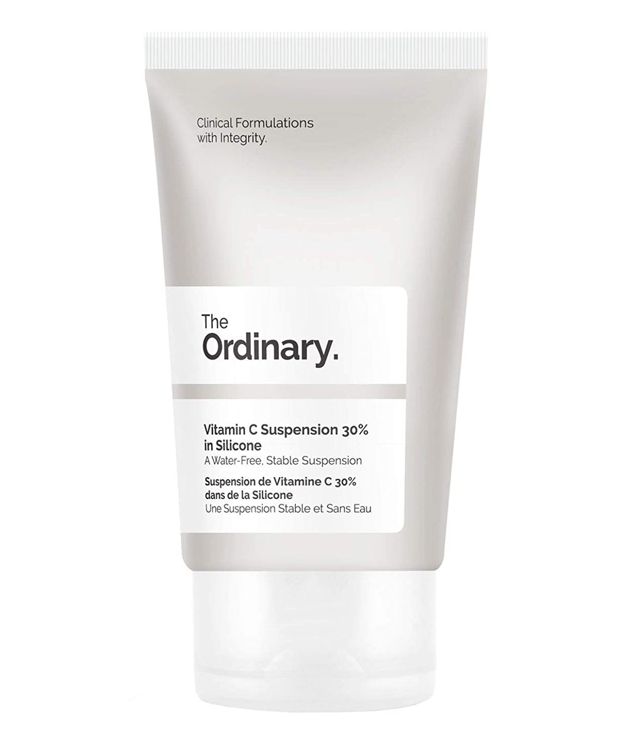 テントアサート上院議員The Ordinary Vitamin C Suspension 30% in Silicone FULL SIZE 30ml