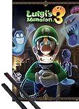 1art1 Super Mario Póster (91x61 cm) Luigi's Mansion 3 You'Re In For A Fright Y 1 Lote De 2 Varillas...