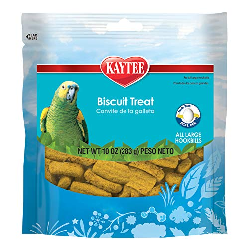 Kaytee Biscuit Treat For Parrots, 10-Ounce