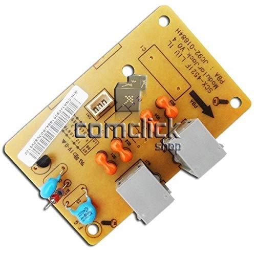 PCI Fax para Impressora e Multifuncional Samsung SCX-4521F/XAZ