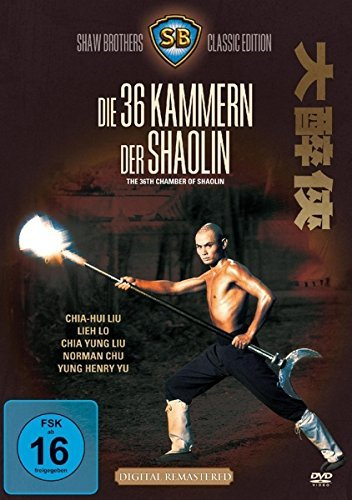 36 Kammer der Shaolin ( Shaw Brothers Classic Edition )