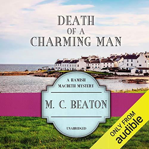 Page de couverture de Death of a Charming Man