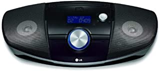 LG SB156 - Reproductor de música portátil (radio, CD, MP15, WMA, USB, 3 W, entrada auxiliar, grabador)