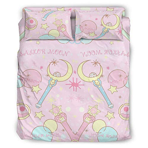 Sailor Moon Ropa De Cama sailor moon ropa  Marca Cyliyuanye