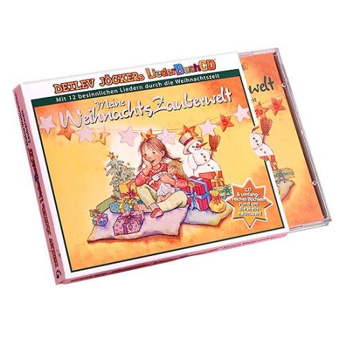 Detlev Jöckers CD + Büchlein: Meine Weihnachts-Zauberwelt