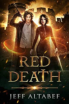 Red Death: An Epic Fantasy Adventure by [Jeff Altabef, Lane Diamond]