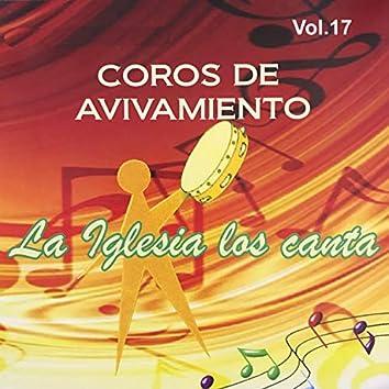 Coros de Avivamiento, Vol. 17