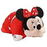 Pillow Pets Rockin' The Dots Minnie Disney, 16', Red/White