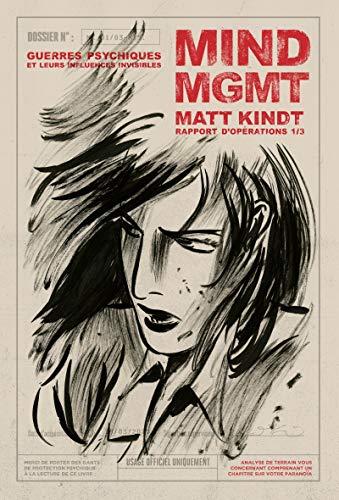 Mind MGMT Rapport d'opération 1/3 : Guerres psychiques et leurs influences invisibles