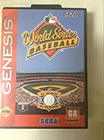 World Series Baseball - Sega Genesis
