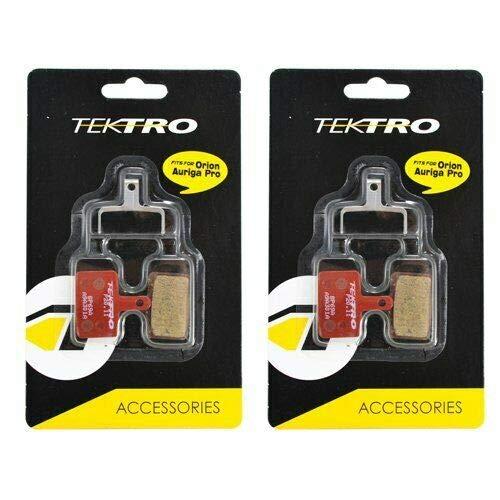Tektro P20.11 Disc Brake Pads Metal Ceramic Compound, 2 Pack, STB1762