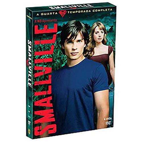 Smallville 4A Temp [DVD]