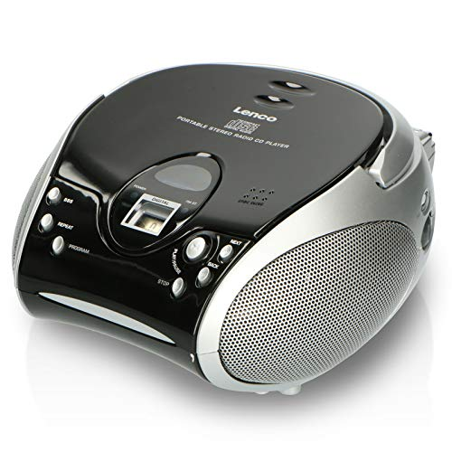 Lenco -   SCD24 - CD-Player